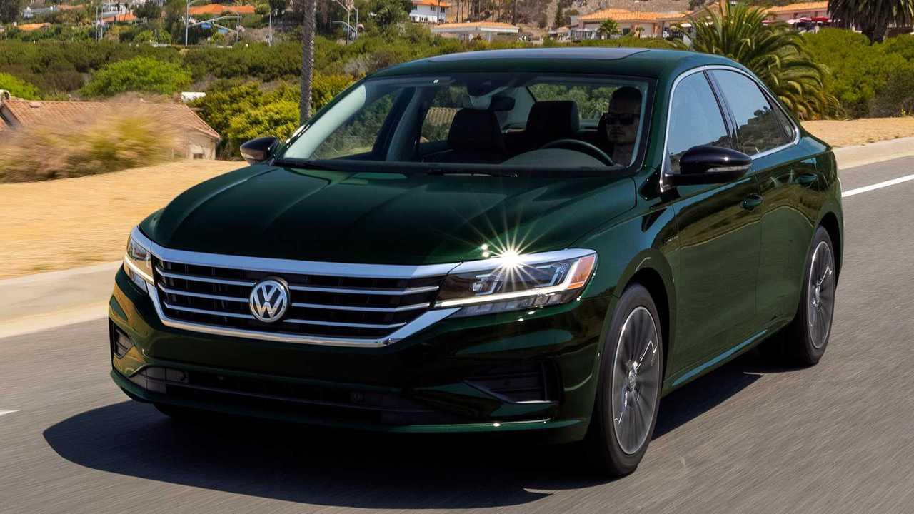 Volkswagen досрочно попрощается с североамериканским «Пассатом»