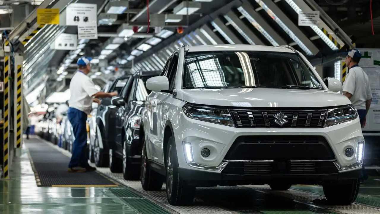 Suzuki gyár Esztergom