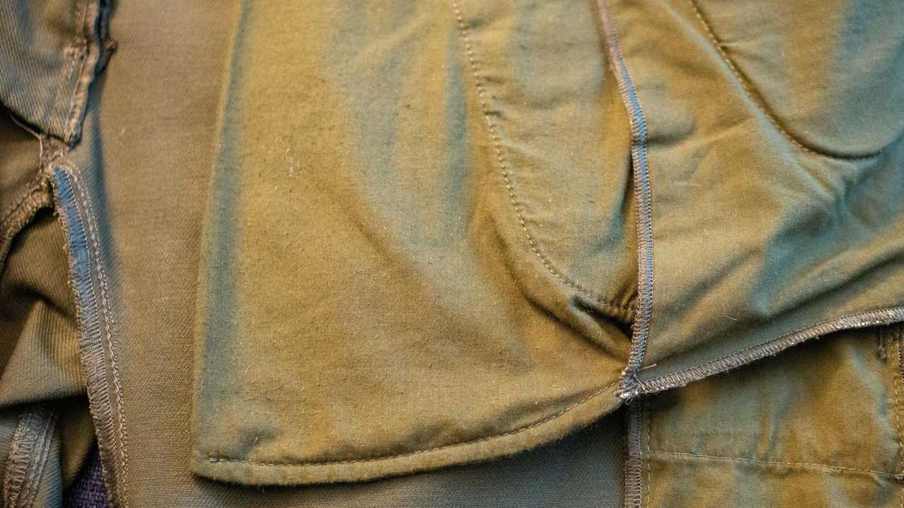 Dainese Chinos Tex Pants - Front Pocket Pouch