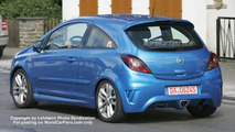 Opel Corsa OPC Spy Photo