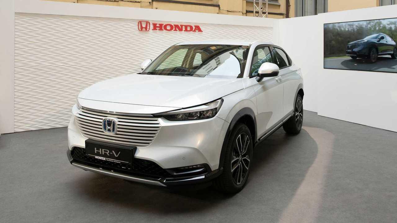Nuova Honda HR-V alla Design Week di Milano 2021