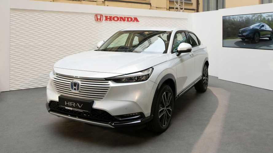 Alla Milano Design Week anteprima italiana della Honda HR-V ibrida