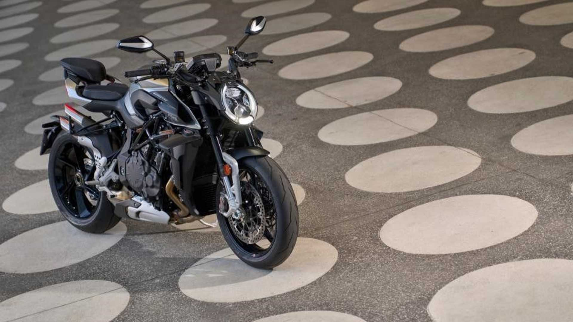 2022 MV Agusta Brutale RS - Top, Right