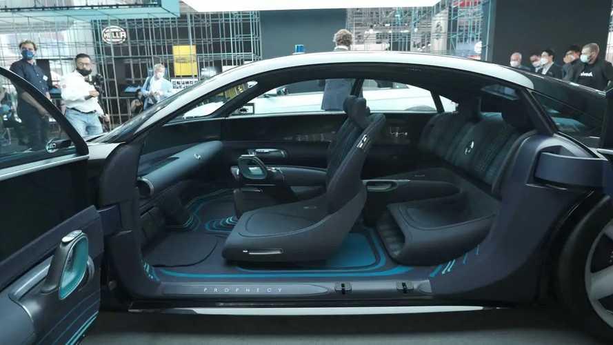 Hyundai Prophecy Concept auf der IAA 2021