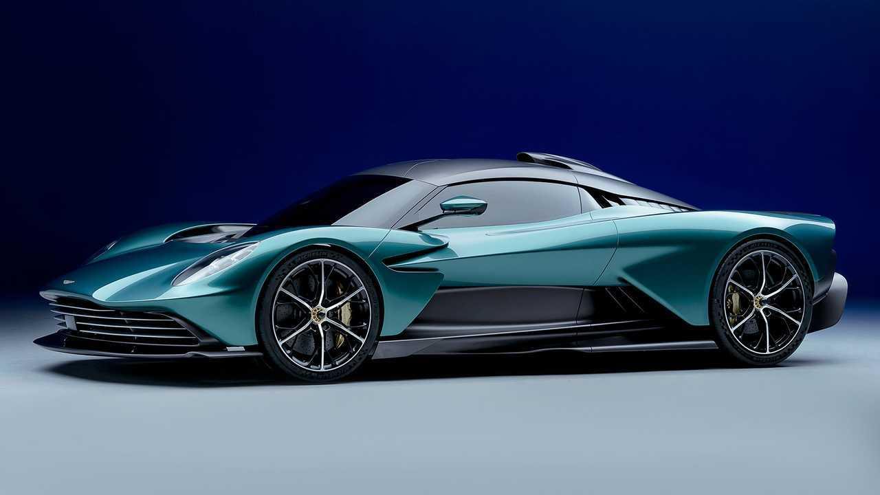 Совсем другая Valhalla: что изменил AMG в суперкаре Aston Martin
