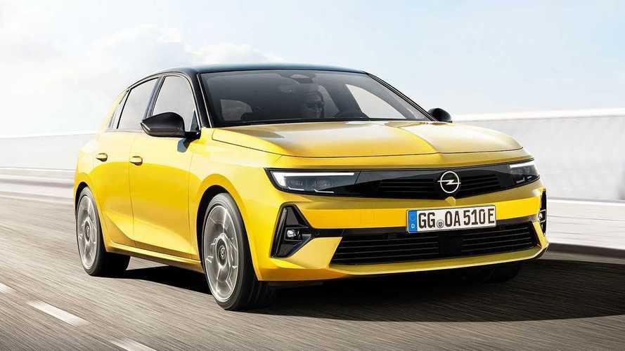 Nuova Opel Astra e le altre compatte a 5 porte