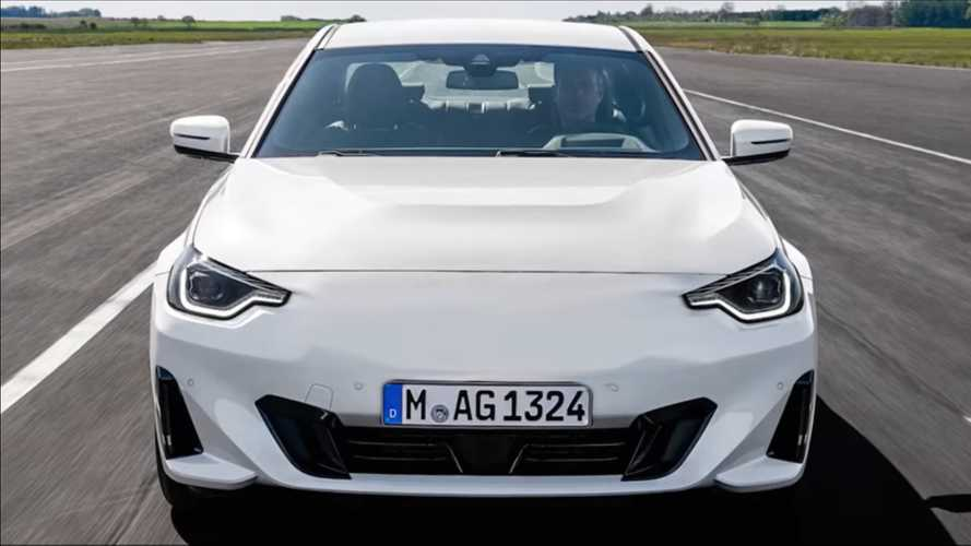 BMW X5 Designer Criticizes The New 2 Series Coupe