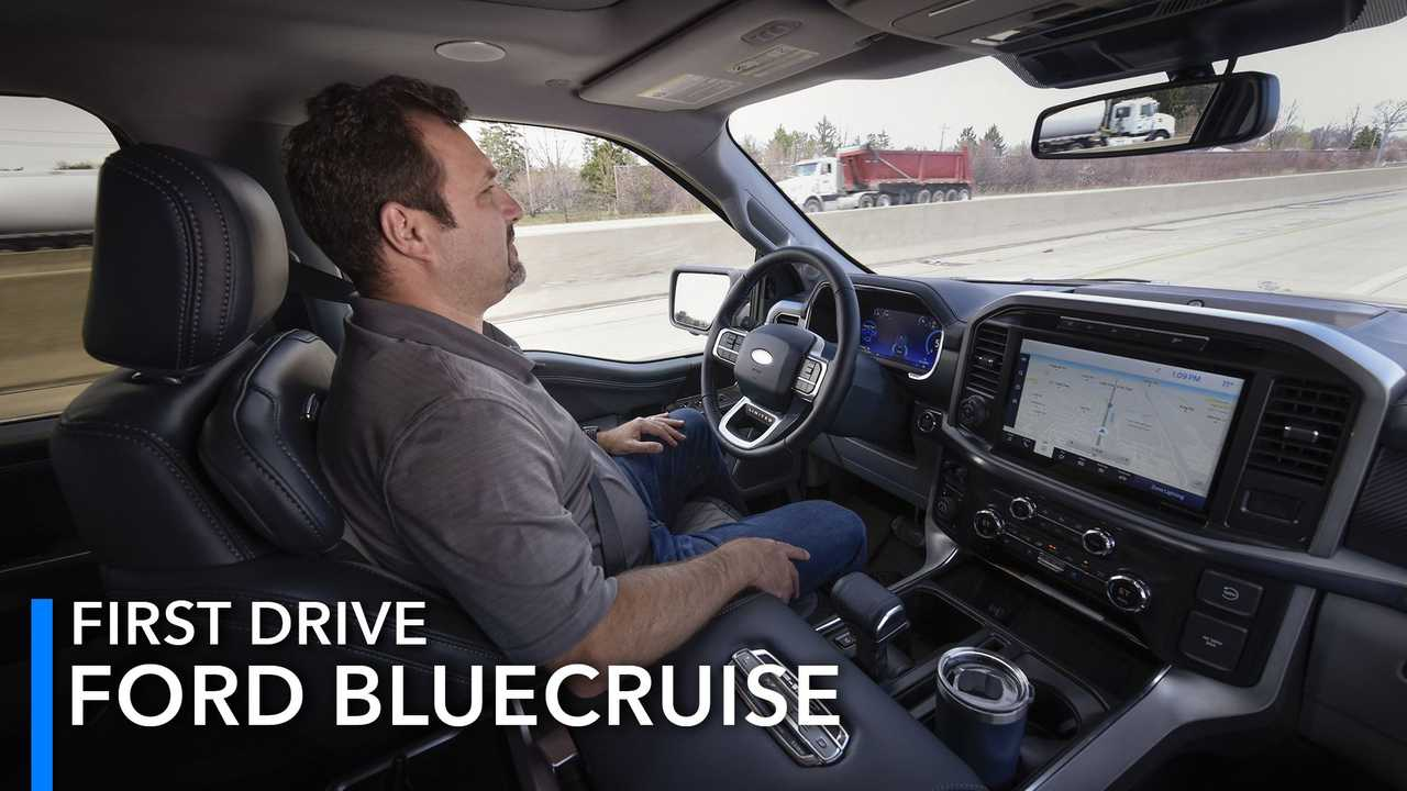 Ford BlueCruise
