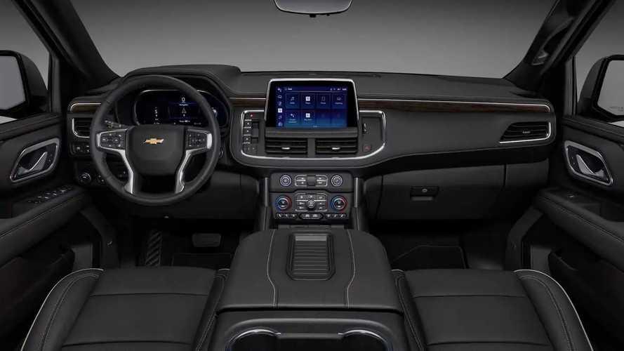 Chevrolet Tahoe 2022