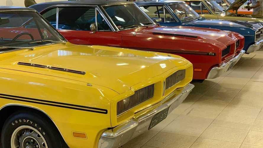 Mopar Nationals reunirá clássicos V8 da Dodge e Chrysler