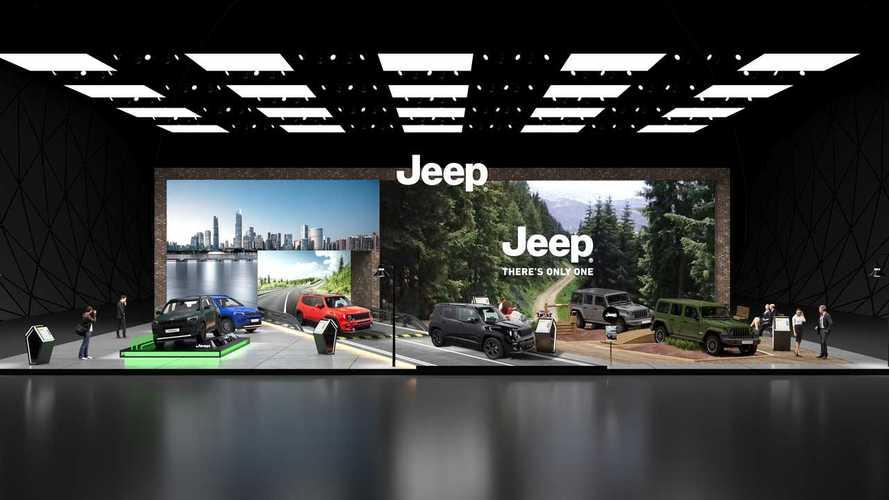 Jeep, 80. yıl modelleri ile Autoshow Mobility çıkartması yapacak!