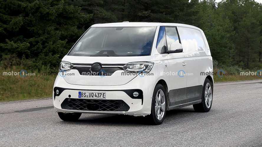 Elektrikli Volkswagen ID Buzz casuslarımızca görüntülendi