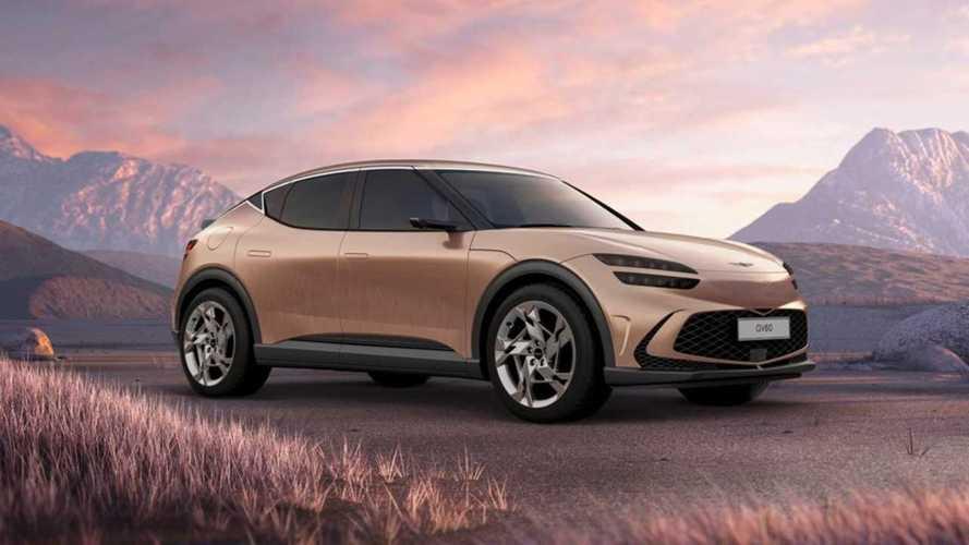 Genesis GV60: Neue Infos zu Motorisierungen und Batterie