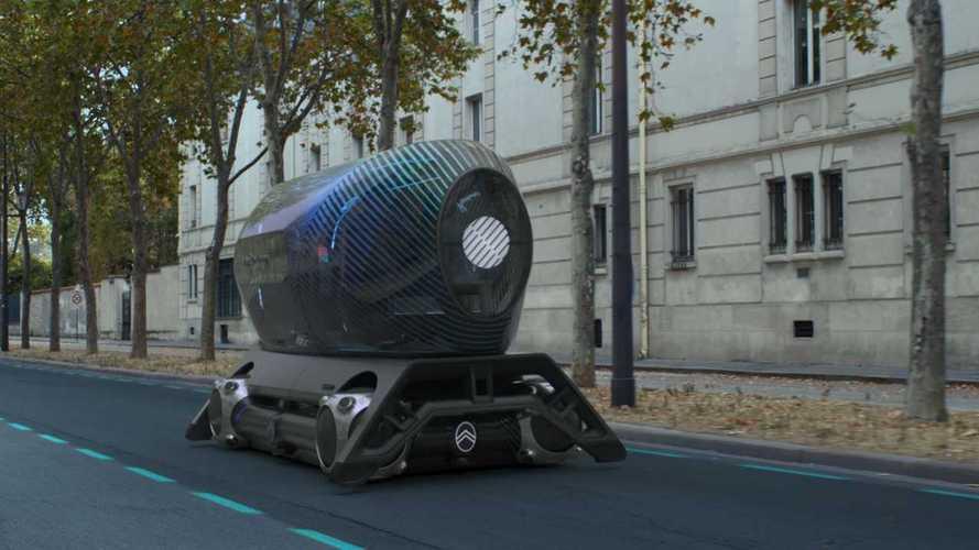 Citroën trasforma l'automobile in uno skateboard. E non è uno scherzo