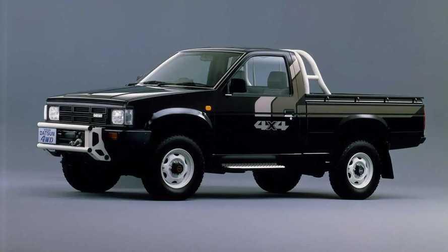 Nissan D21 series