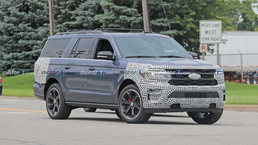Ford Expedition ST Casus Fotoğraflar