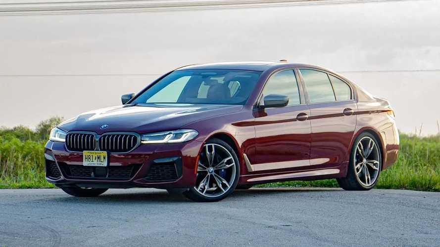 2021 BMW M550i xDrive: Review