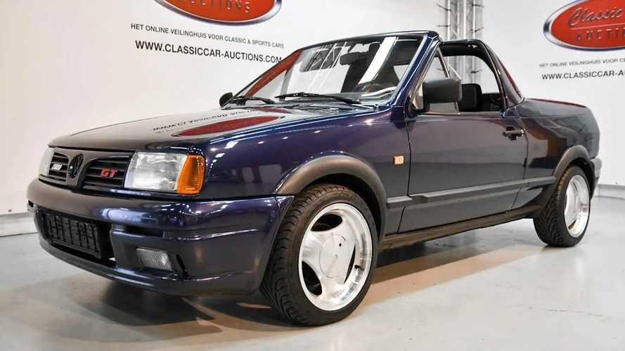 El VW Polo GT sin techo no está a la venta, pero lo quieres