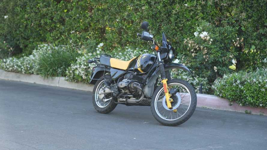 Missed The 40th Anniversary BMW GS? Here's An 1988 Alternative