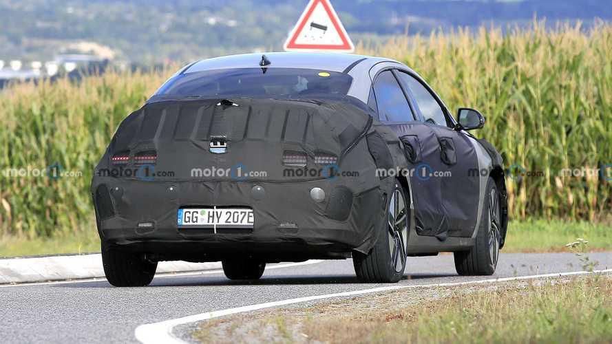 2023 Hyundai Ioniq 6 New Spy Photos