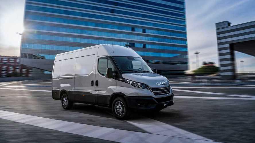 Iveco, sistema di connettività retro-fit per furgoni Daily