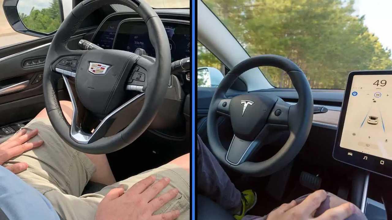 Super Cruise Versus Autopilot