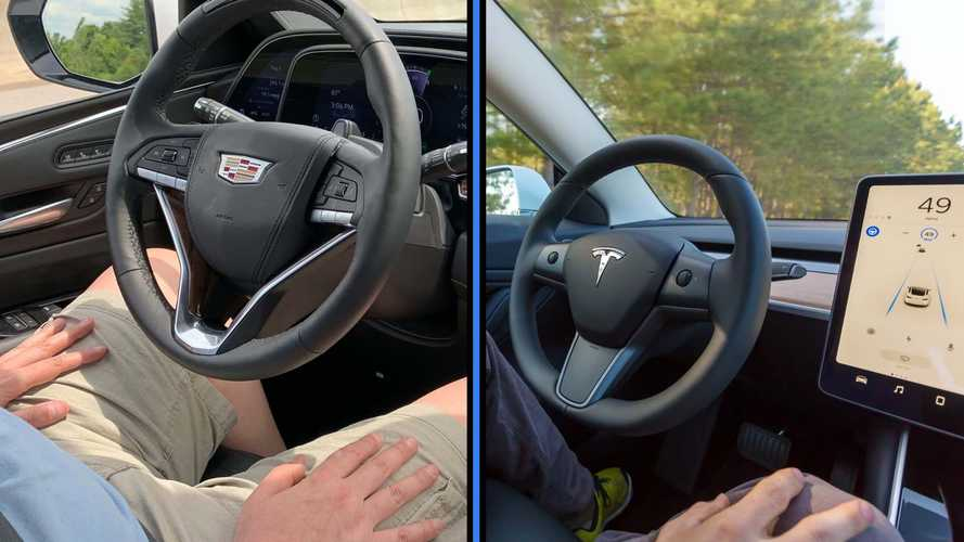 Tesla Owner Tries Cadillac Super Cruise, Is It Better Than Autopilot?
