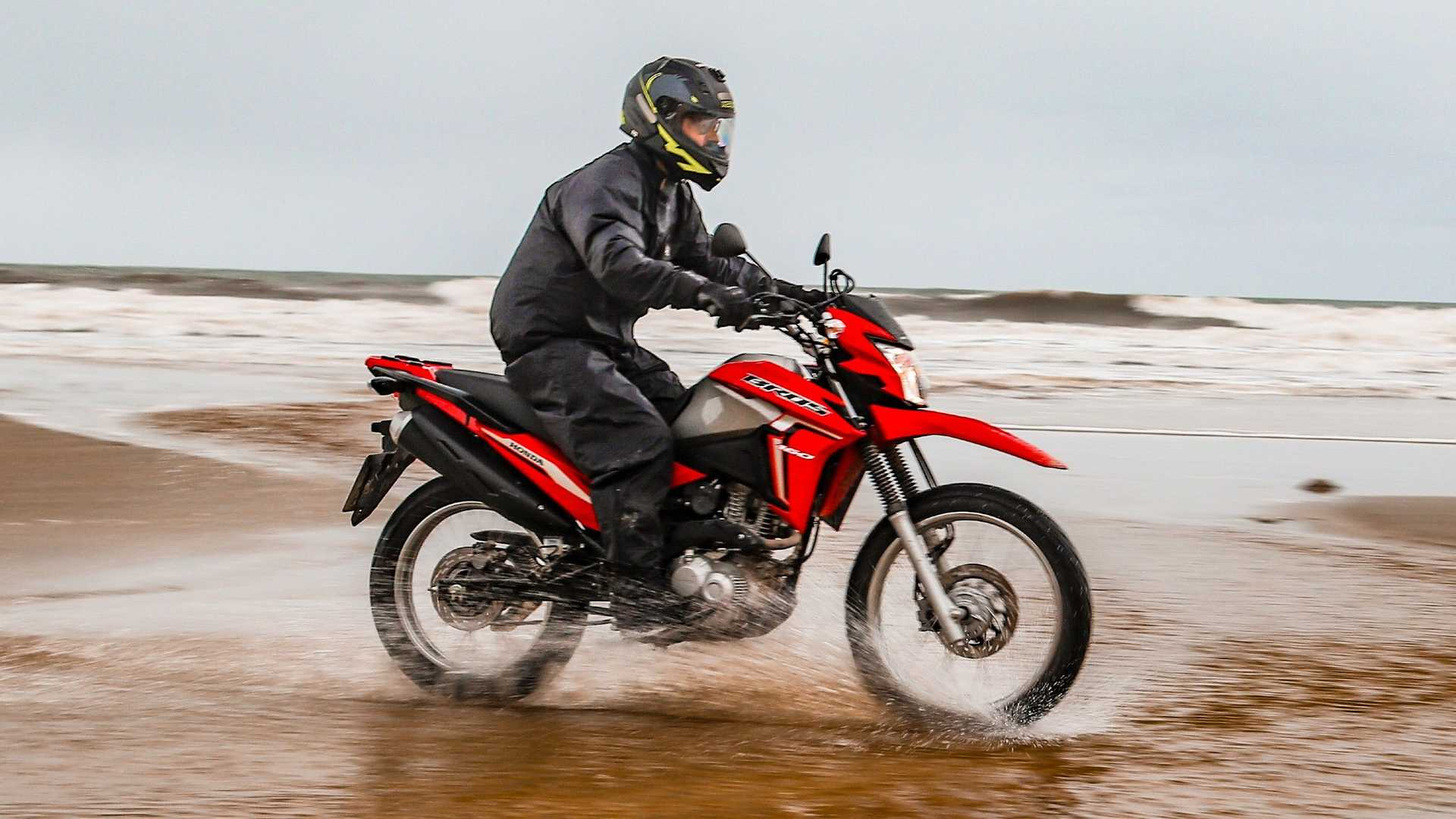 Primeiras impressões Honda Bros 160 2022: Assumindo seu papel