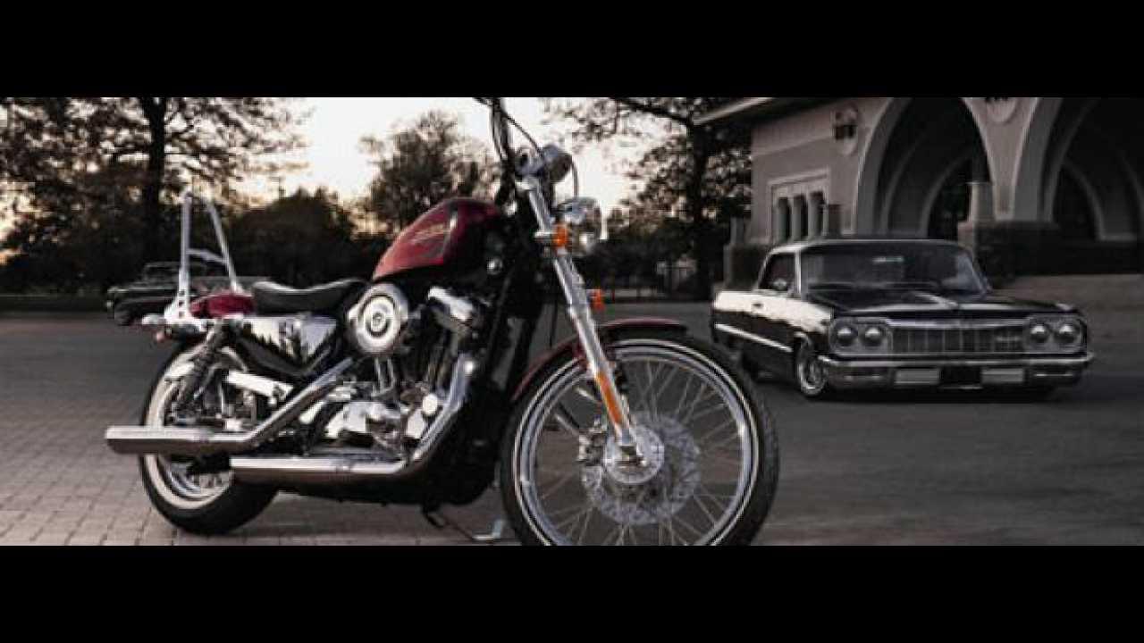 Due nuove Harley 2012: Seventy-Two e Slim