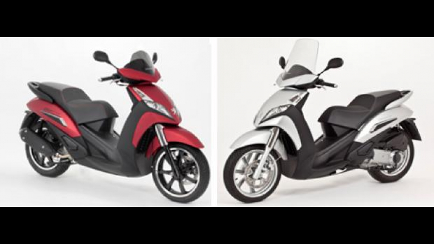Peugeot Scooters 2012: Geopolis 300 in promozione