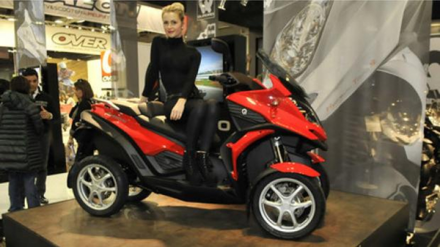 Quadro Vehicles a EICMA 2012