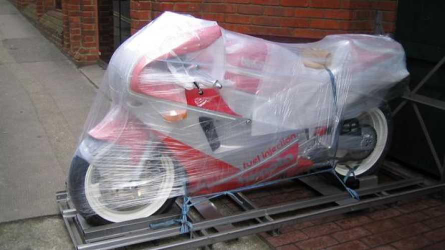 Garage Queens: una Bimota YB6 Tuatara nuova in vendita su Ebay