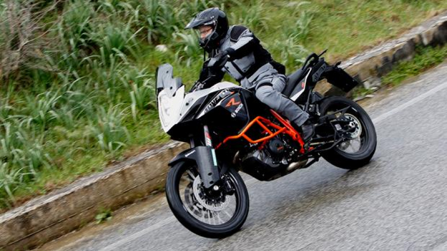 KTM 1190 Adventure R MSC 2014 – TEST