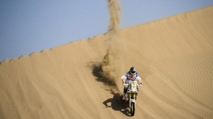 Dakar 2013, 3° Tappa: bis di Lopez ma Despres va in testa	- FOTO E VIDEO