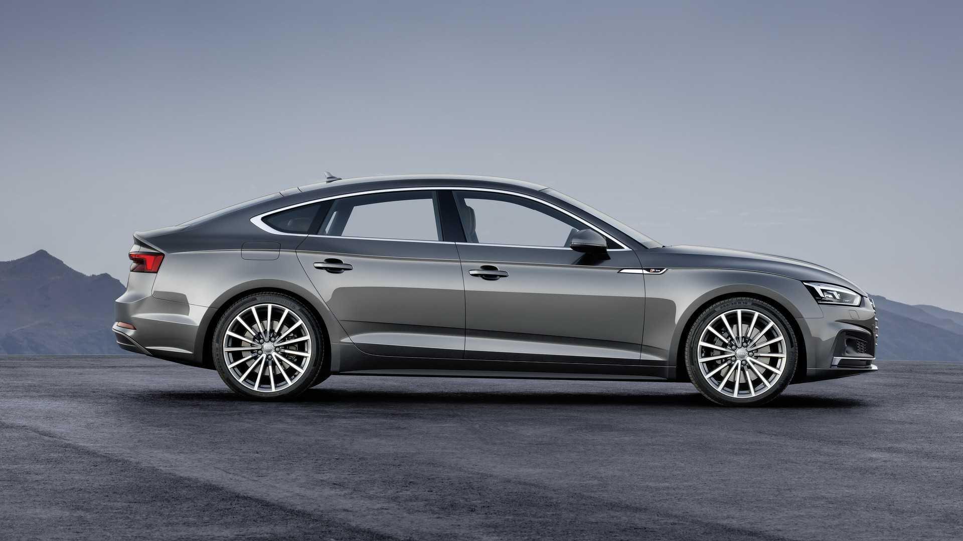 Audi Dévoile Les Tarifs De La Nouvelle A5 Sportback