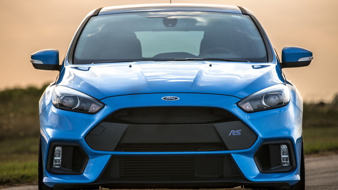 Hennessey HPE400 Ford Focus RS