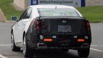 2018 Cadillac XTS Spy Shots
