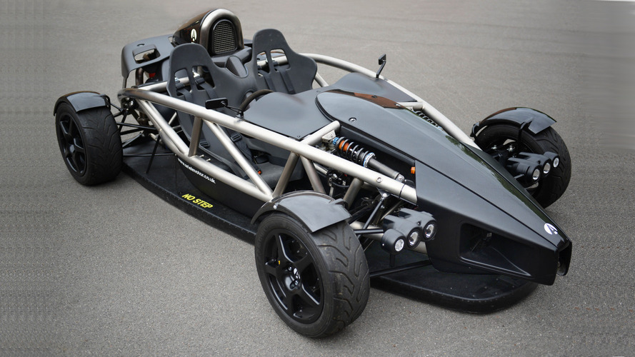 Ariel Atom Aero-P Concept uses fans to increase downforce