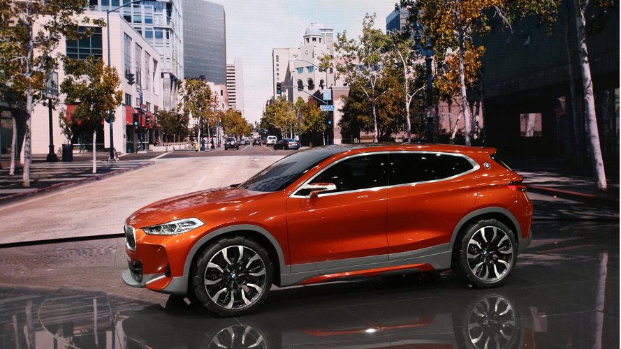 BMW X2 Concept - La grande surprise du Mondial de Paris