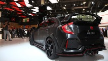 2017 Honda Civic Type R Paris Motor Show
