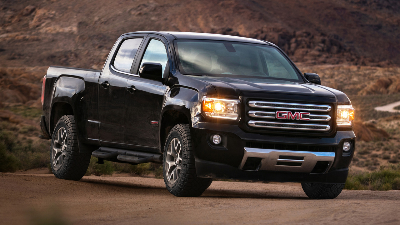 GMC Says 'Demand Is Exceeding Supply' For Slow-Selling Canyon Pickup