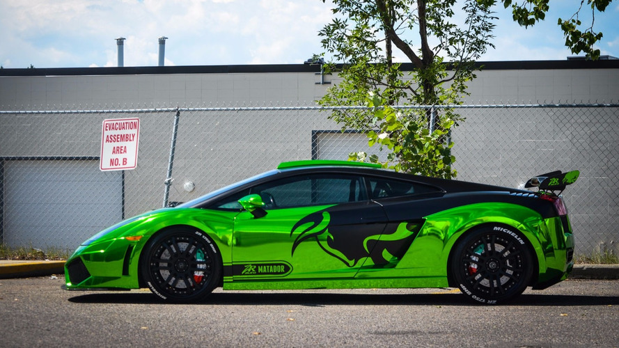 Calgary dealership puts 1,750-hp Lamborghini Gallardo TT for sale