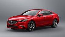 2017 Mazda3, Mazda6 A.B.D. versiyonu