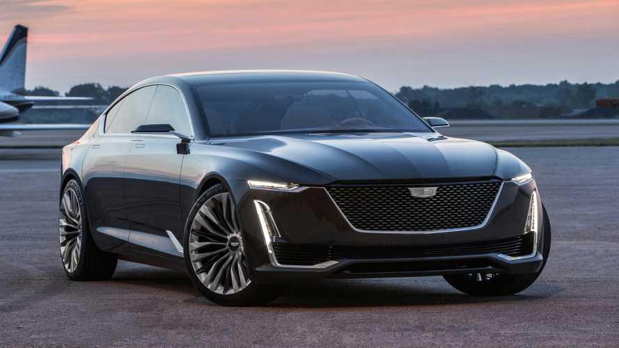 Cadillac, yeni amiral gemisini 2022'den sonra tanıtacak