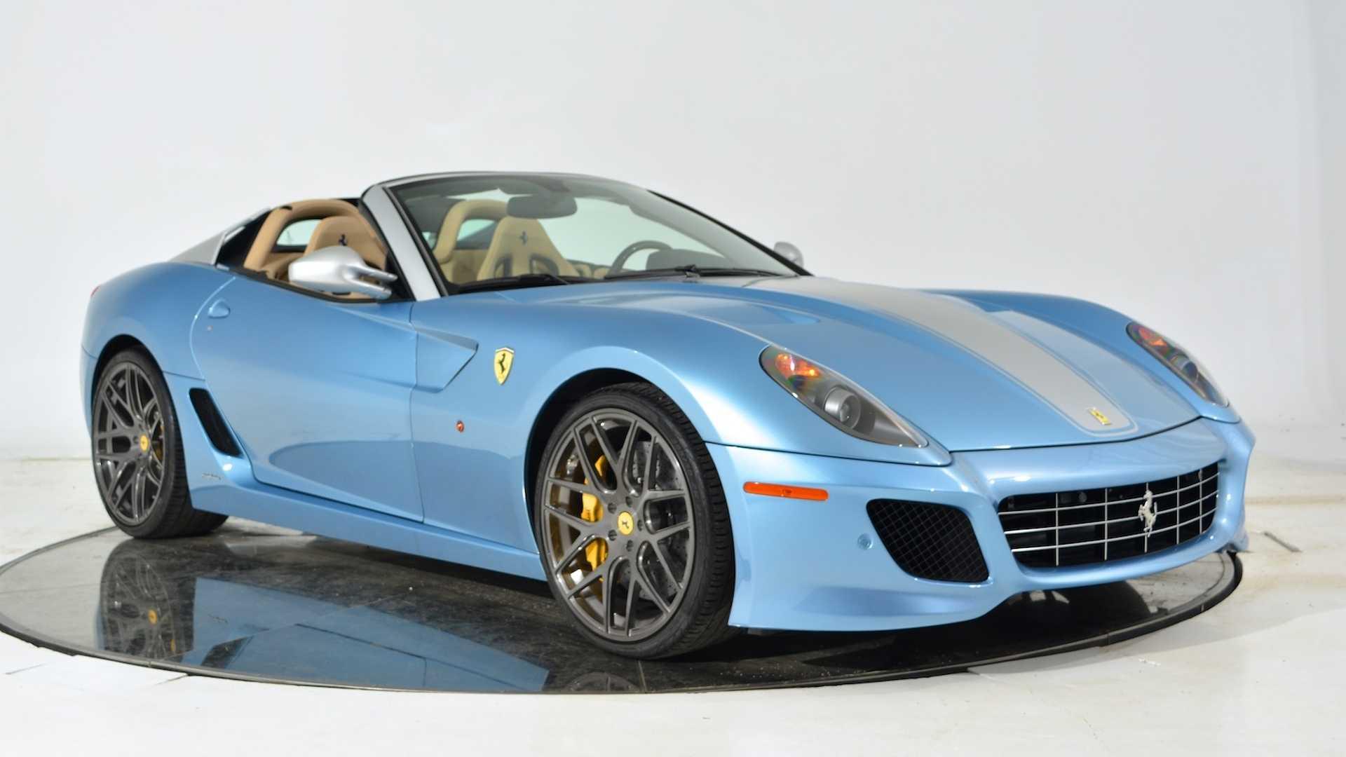 2011 Ferrari 599 Sa Aperta 1419109