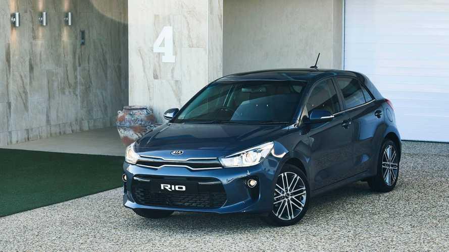 Kia Rio 2020 terá duas versões e motor 1.6 de 130 cv no Brasil