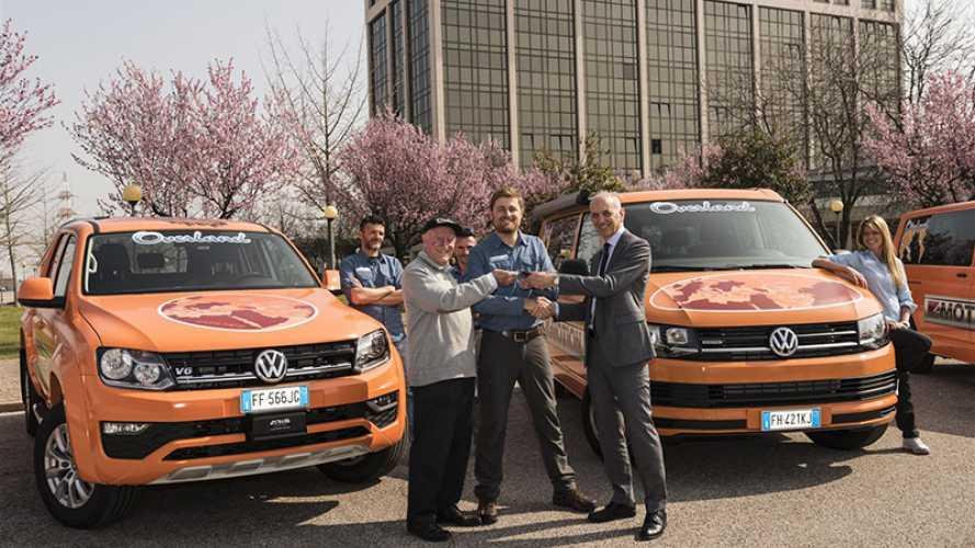 Volkswagen per Overland