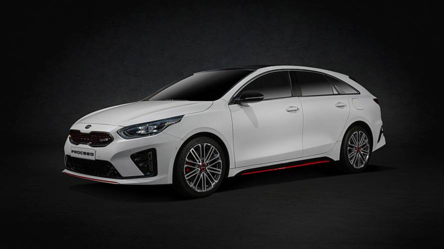 2019 Kia ProCeed shooting brake revealed with sporty GT version
