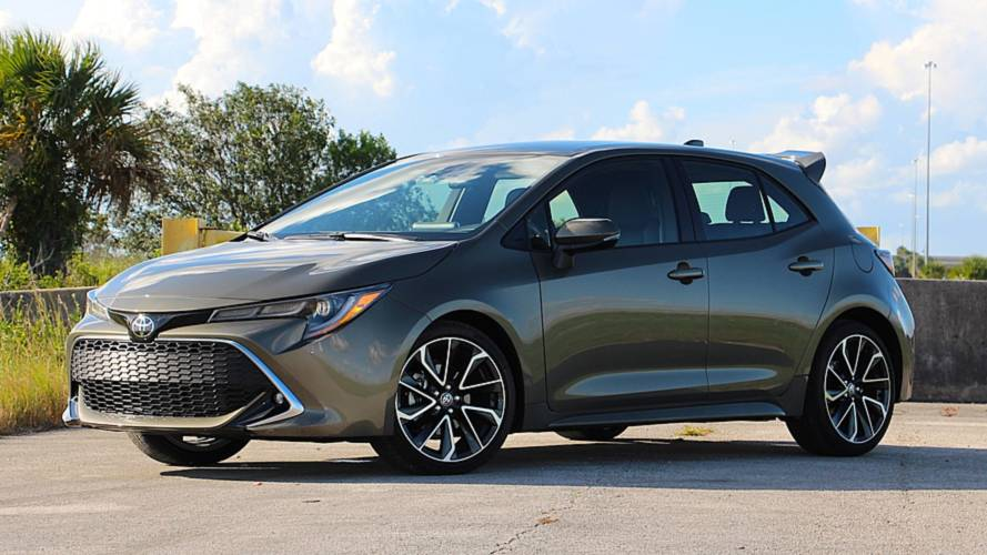 2019 Toyota Corolla Hatchback XSE Review: iM Lovin' It