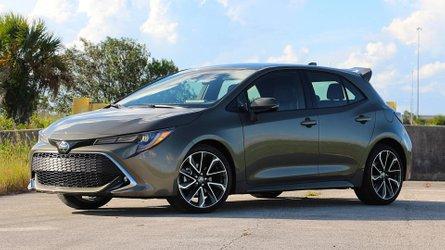 2019 Toyota Corolla Hatchback XSE Review: iM Lovin' It
